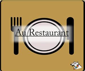 Französisch lernen - Im Restaurant
