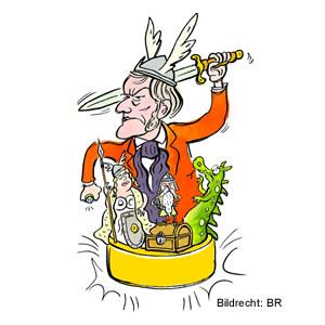 BR Kinder: Richard Wagner