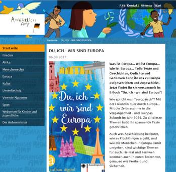 E-Book Du, ich – wir sind Europa