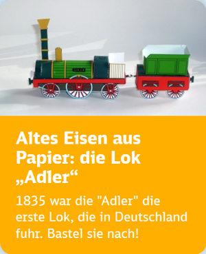 Olis Bahnwelt