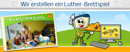 Primolo: Luther-Brettspiel
