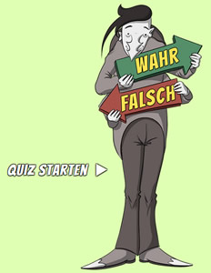 Zeckenschule Quiz